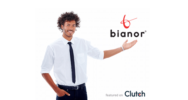 Bianor Featured at Clutch.co