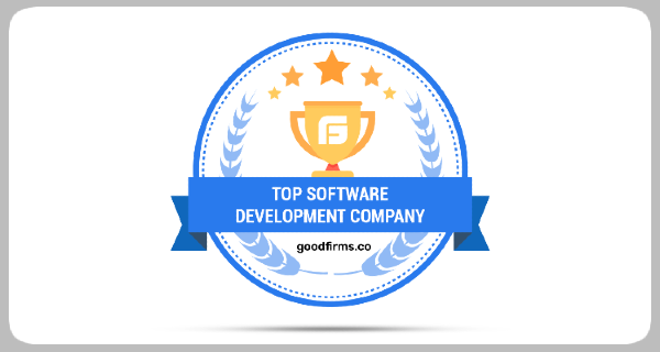 Top Software Development Company Badge sm