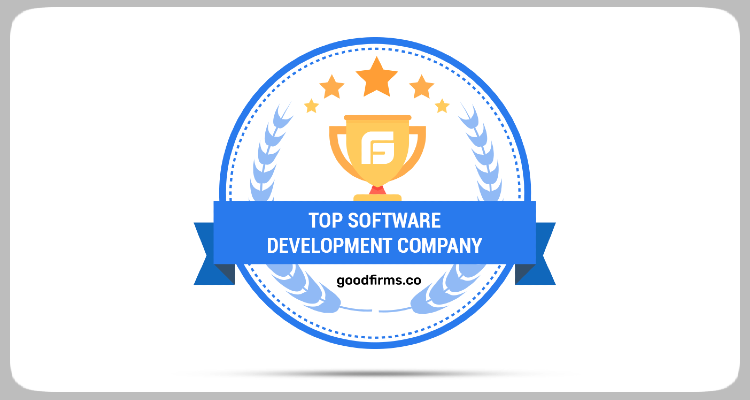 Top Software Development Company Badge