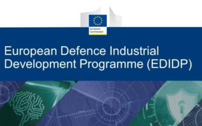 EDIDP for a Greater Innovation Capacity in the EU's Defense Industry